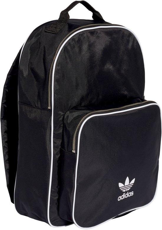 1114f93c86c adidas Rugzak - UnisexKinderen en volwassenen - zwart/wit