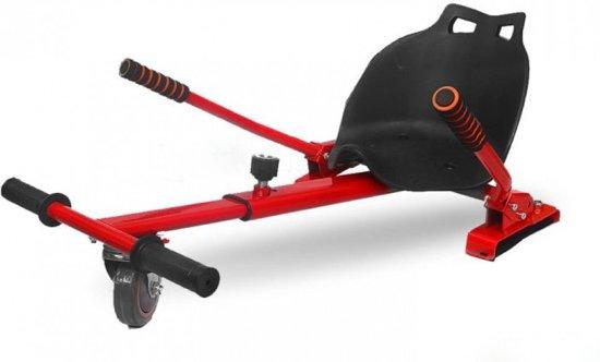Oxboard Met Stoel : Bol hoverkart hoverseat voor hoverboard u rood met zwart
