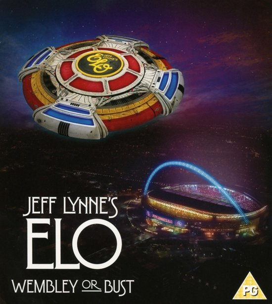 Jeff Lynne's ELO - Wembley Or Bust (CD+Blu-ray)