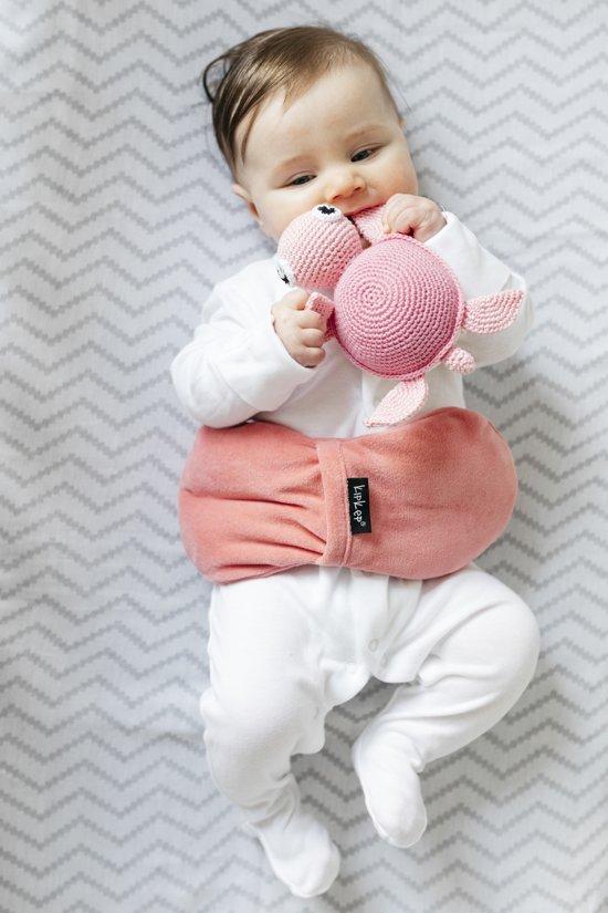 KipKep Woller Warmtekussen - Flamingo Pink