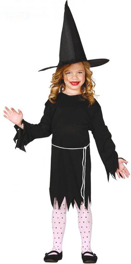 Halloween Kostuum.Bol Com Halloween Kostuum Kind Heks Partywinkel Speelgoed