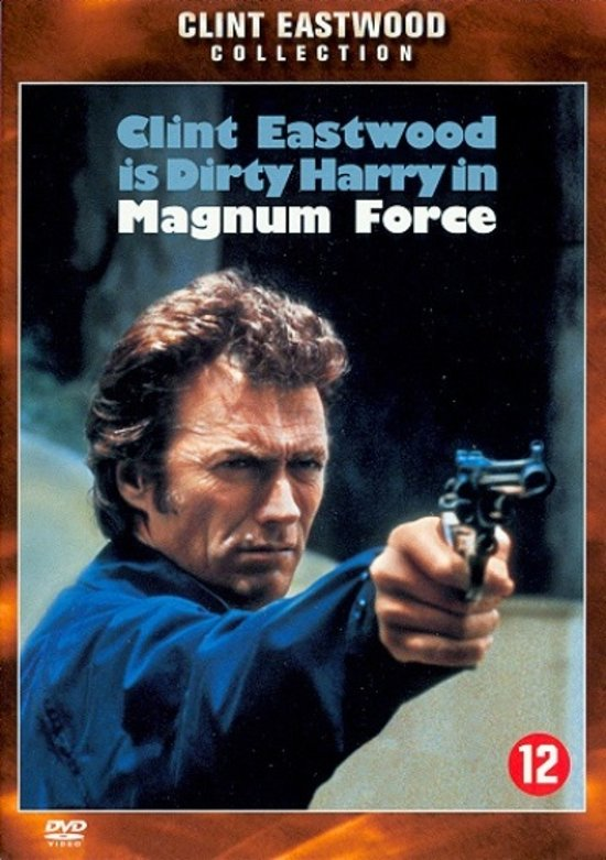 Cover van de film 'Dirty Harry-Magnum Force'