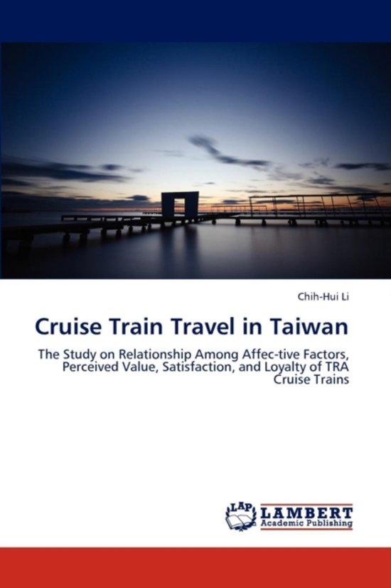 Cruise Train Travel in Taiwan