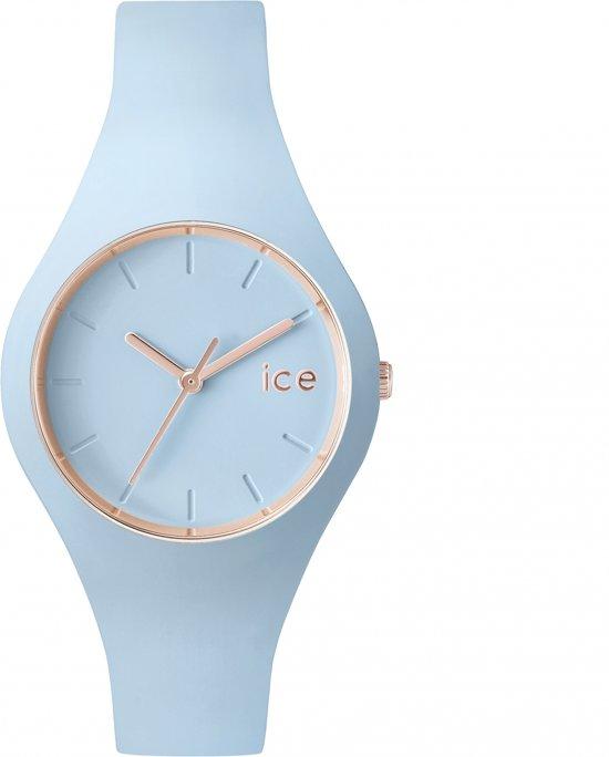 Ice-Watch IW001063 Horloge - Siliconen - Blauw - 38 mm