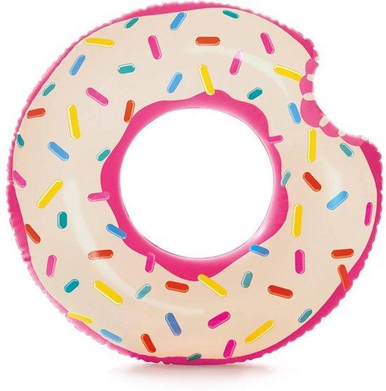 Intex - Zwemband - Donut - 107cm