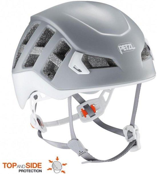 Petzl Meteor zeer lichte en comfortabele klimhelm Paars M/L Maat 2