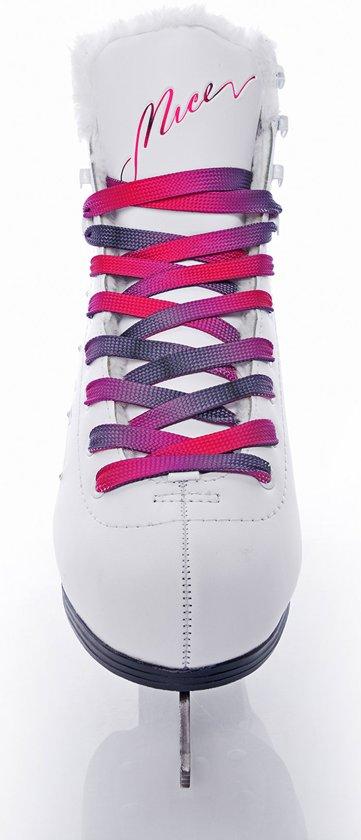 Tempish Schaatsen - Maat 39 - Vrouwen - wit/paars/roze
