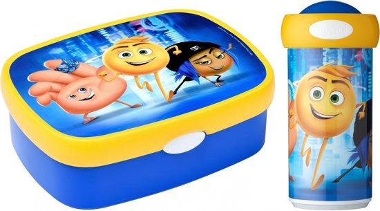 schoolbeker lunchbox emoji mepal. Black Bedroom Furniture Sets. Home Design Ideas