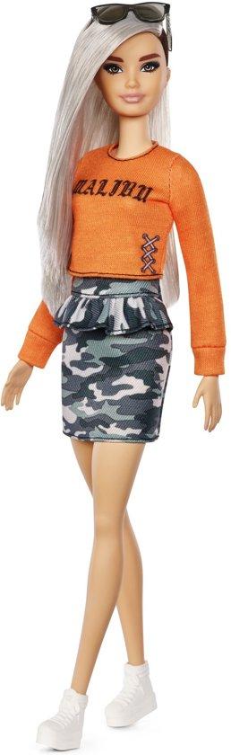 Barbie Fashionistas Malibu Camo - Barbiepop