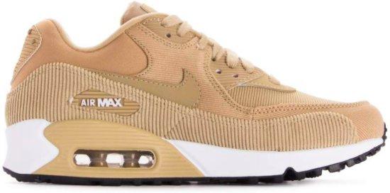 new product 62c2b 5ceaa Nike Air Max 90 Leer 921304-200 Beige-37.5