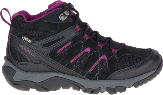 Chaussure Merrell Homme Outmost Gore-tex Pour Les Femmes - Brown zdi9cVKa6