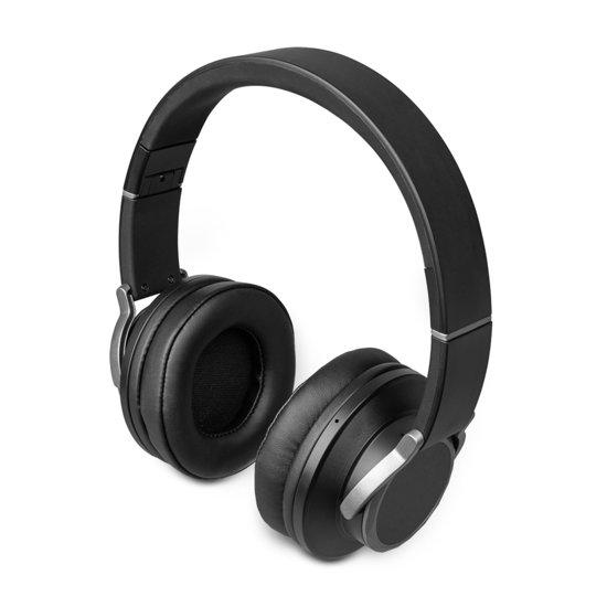 MEDION® LIFE® E62113 Bluetooth Stereo Headset met FM (zwart)