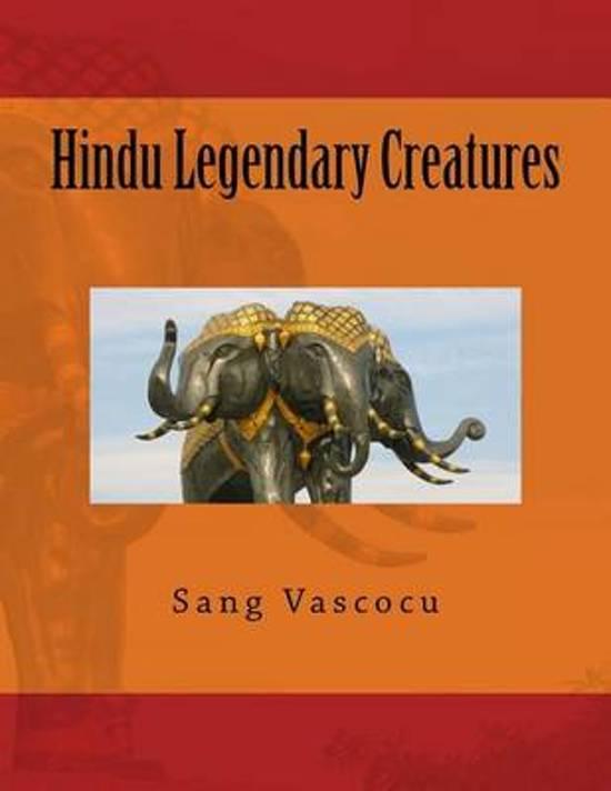 Hindu Legendary Creatures