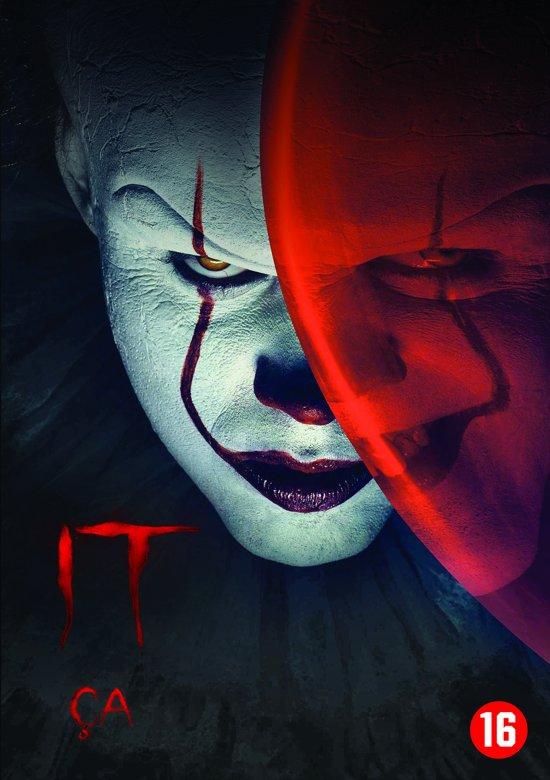 DVD cover van IT: Chapter 1