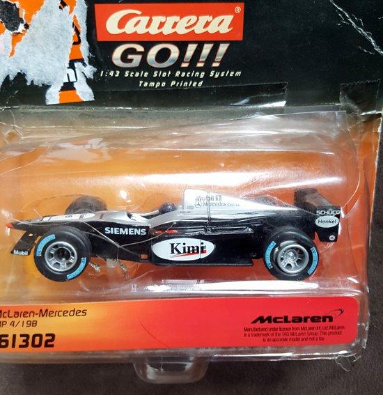 Raceauto F1 Mclaren Mercedes