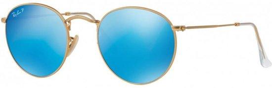 1163fdcf860b3d Ray-Ban RB3447N 001 9O - Round (Flat Lenses) - zonnebril -