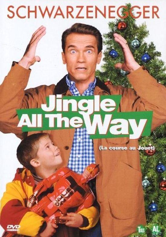 Cover van de film 'Jingle All The Way'