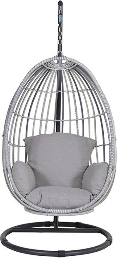 Zeer bol.com | Garden Impressions - Panama hangstoel swing egg - licht &MX62