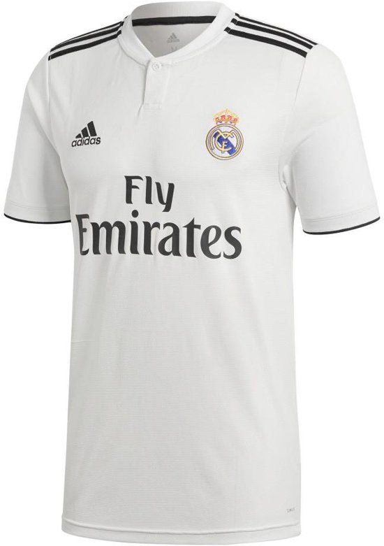 Madrid 2019 Wit Thuisshirt 2018 Real hrdsQt