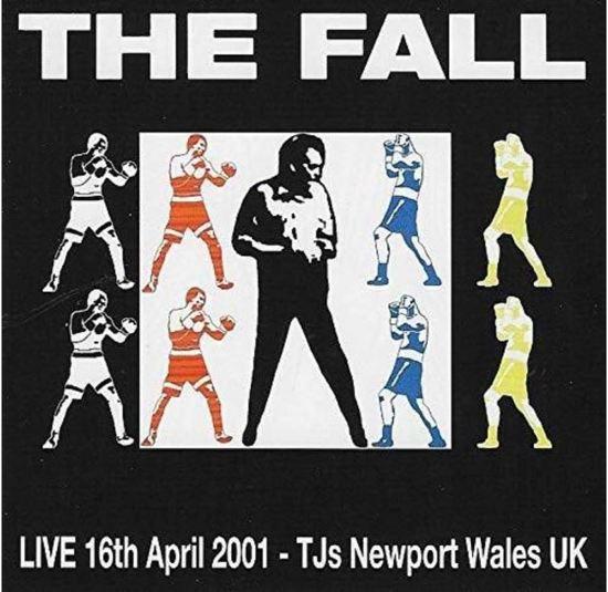 Live 16th April 2001 - TJs Newport Wales UK