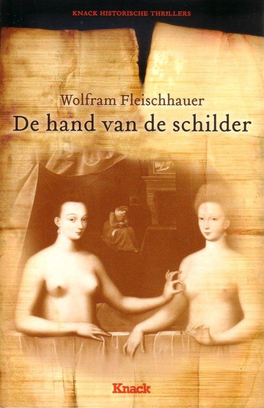 De hand van de schilder - Wolfram Fleischhauer pdf epub