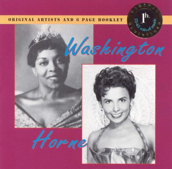 Washington & Horne: Members Edition