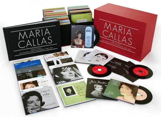 Maria Callas - The Complete Studio Recordings