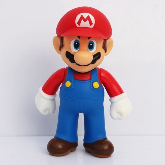 Mario 13cm - PVC Super Mario Supersize figure kopen