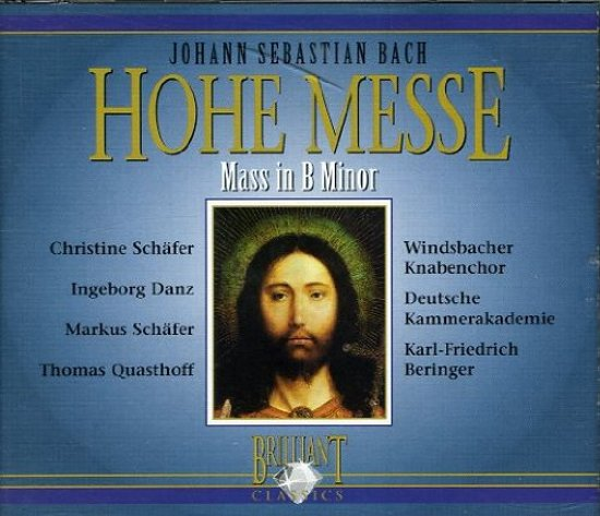 BACH: HOHE MESSE (MASS IN B MINOR)