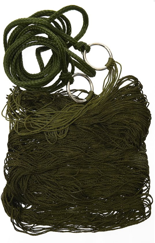 Fosco Hangmat - Groen - 290 gr - 350x190cm