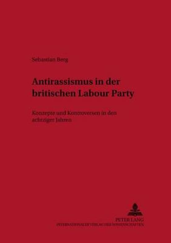 Antirassismus in Der Britischen Labour Party