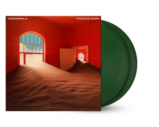 The Slow Rush (Coloured Vinyl, Green)