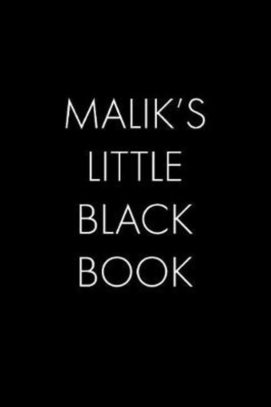Malik's Little Black Book