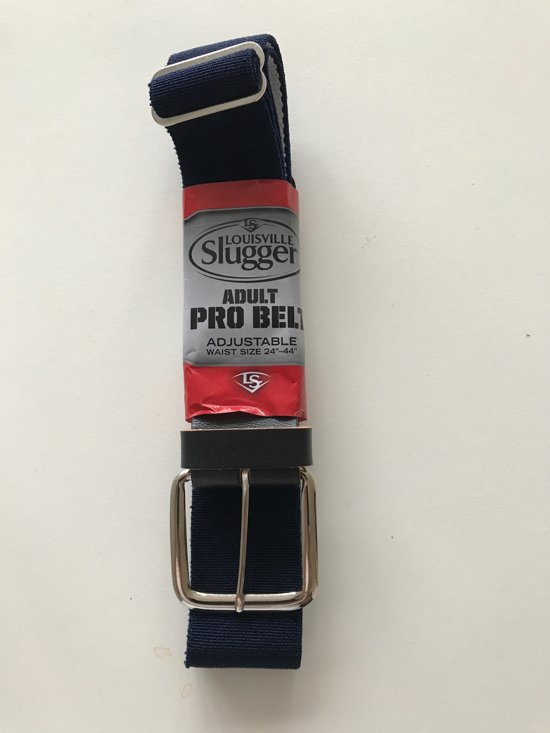Louisville Adjustable BB Belt - Adult - Navy