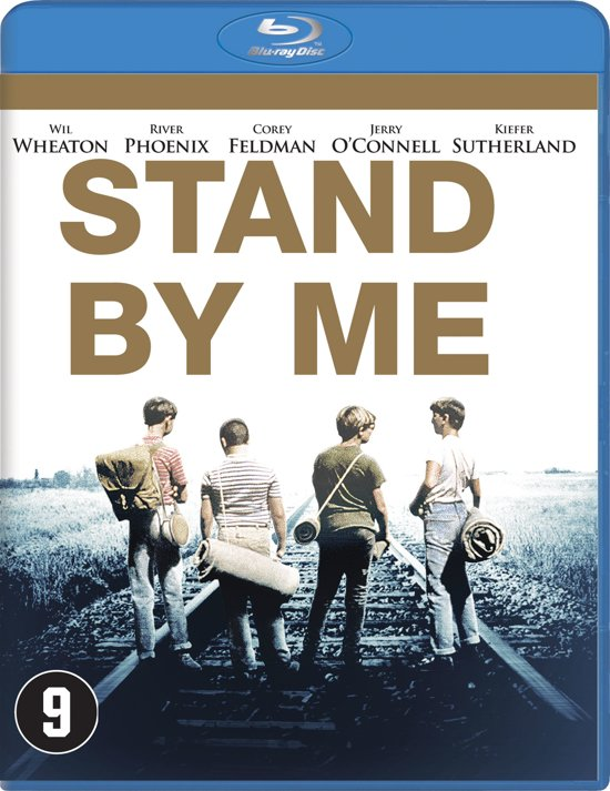 DVD cover van Stand By Me (Blu-ray)