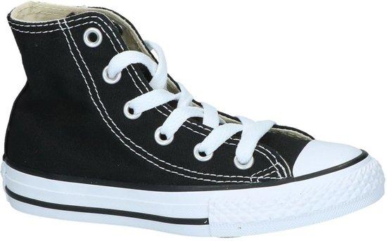 496fa3045a6 bol.com | Converse Meisjes Sneakers Ctas Hi Kids - Zwart - Maat 32