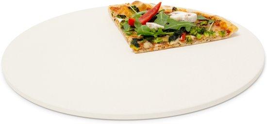 baksteen voor pizza