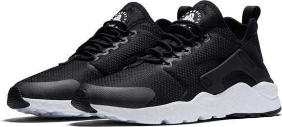 abc1f1f51dc ... zwart wit Nike W Air Huarache Run Ultra 819151-008 Sneakers - Dames-  Maat 41 ...