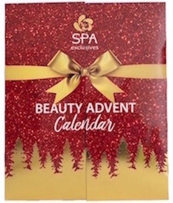 Afbeelding van Spa Advent adventskalender-geschenkset- volwassenen-verzorgingsprodukten-geschenkset dames- beauty advent calender - 24 delig- giftset- cadeau dames-verrassing