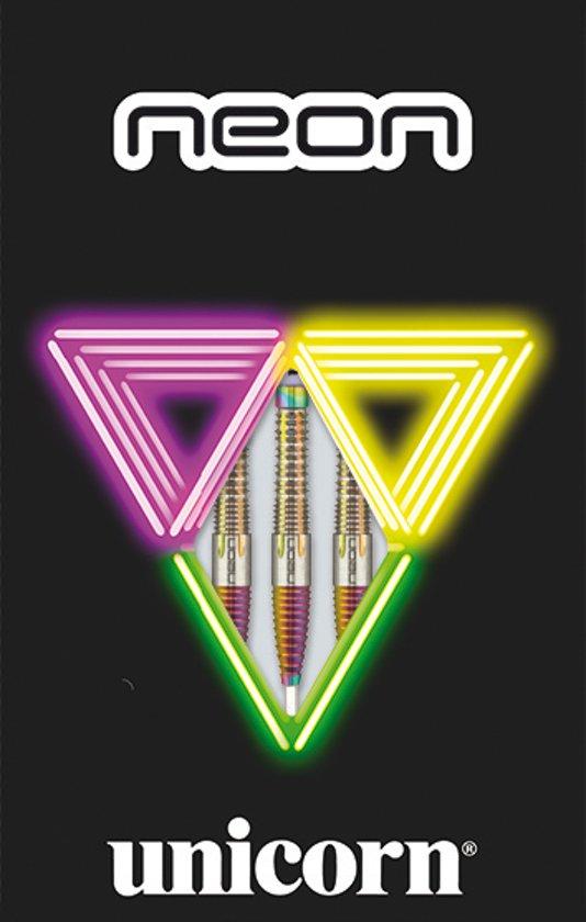 Unicorn Neon Phase 1 90% -26 gram Dartpijlen