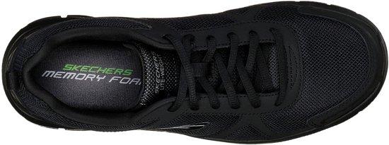 Mannen Sneakers Zwart Maat 43 Skechers Idxtqd