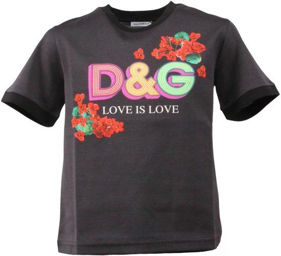 Dolce and Gabbana Kids T-shirt Manica Corta