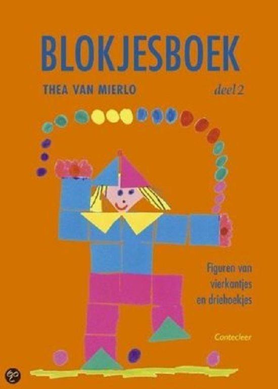 Blokjesboek / Deel 2 Figuren van vierkantjes en driehoekjes