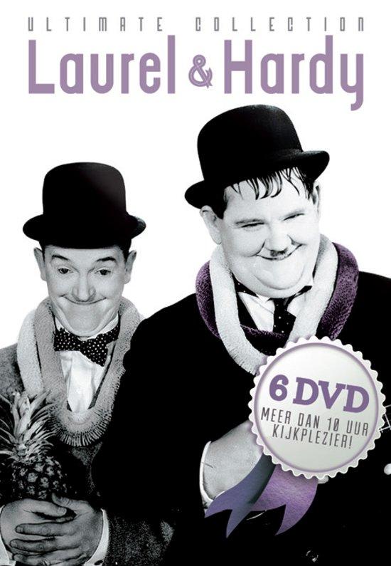 Laurel & Hardy - Best Of Box