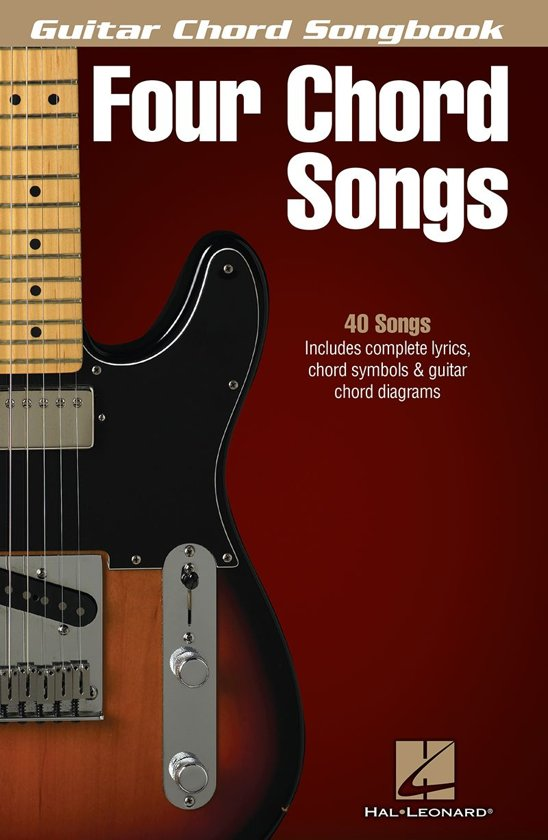 Bol Four Chord Songs Songbook Ebook Hal Leonard