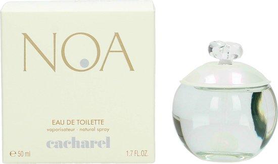 Cacharel Noa 50 ml - Eau de Toilette - Damesparfum