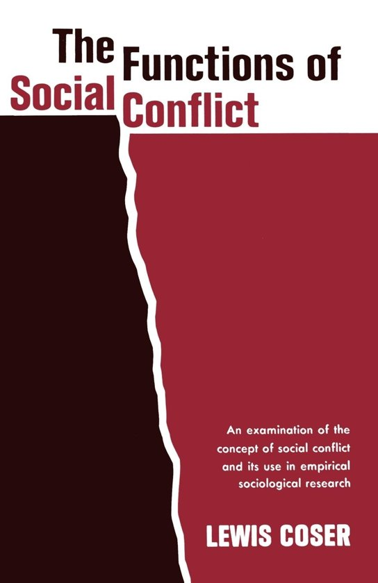 the functions of social conflict by lewis coser