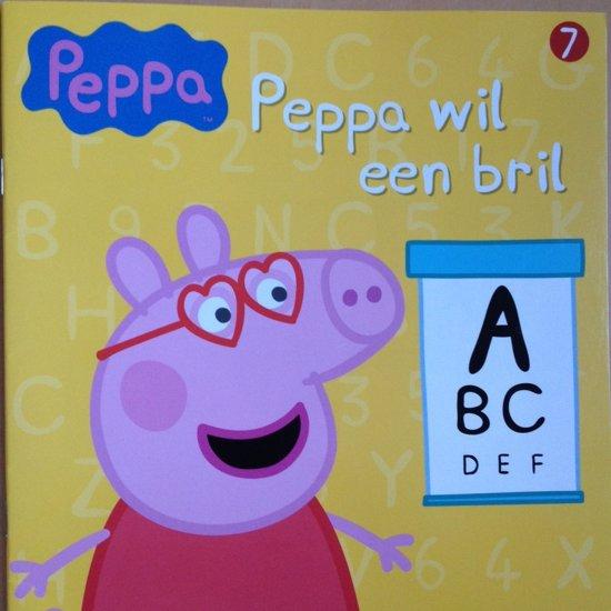 Peppa Pig 7 Peppa Wil Een Bril