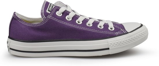 6e2be325c8f bol.com | Converse - Unisex Sneakers A/S Seas Ox Purple - Paars ...