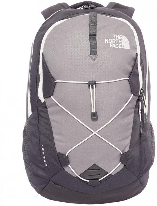 1076e9f6ea8 bol.com   The North Face Jester - Rugzak - Zinc Grey/Vaporous Grey